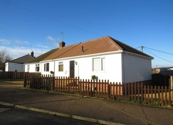 3 bed semi-detached bungalow for sale in Margaret Road, New Costessey, Norwich NR5