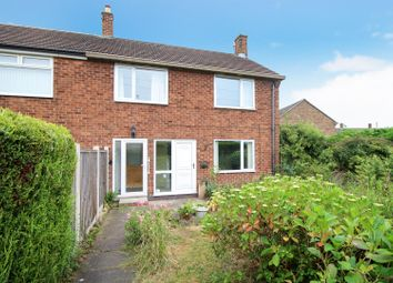 Thumbnail 3 bedroom end terrace house for sale in Rylands Close, Beeston, Nottingham