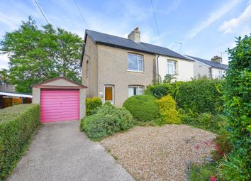 Thumbnail 3 bed semi-detached house for sale in Bell Road, Bottisham, Cambridge
