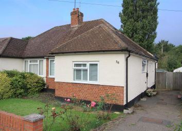 Woodville Gardens, Ruislip HA4. 3 bed semi-detached bungalow