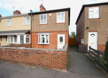 Thumbnail 3 bed end terrace house for sale in The Moorfield, Stoke Aldermoor, Coventry
