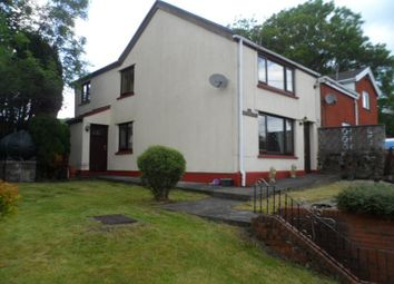 Thumbnail 3 bed property for sale in Plasycoed, Cwmgiedd, Swansea