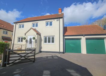 Thumbnail 4 bed detached house for sale in Highmere, Brympton, Yeovil