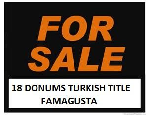 Thumbnail Land for sale in Lfam004, Famagusta, Cyprus