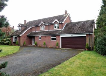 Thumbnail 4 bed detached house for sale in Anvil Close, Tibberton, Newport