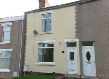 Thumbnail 2 bed terraced house for sale in Poplar Terrace, West Cornforth, Ferryhill, Durham
