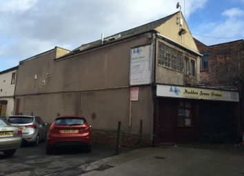 Thumbnail Warehouse for sale in Belgrave Gate, City Centre, Leicester