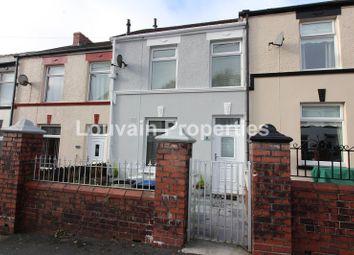 Thumbnail 3 bed terraced house for sale in Harford Street, Sirhowy, Tredegar, Blaenau Gwent.