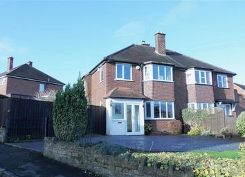 Thumbnail 3 bed semi-detached house for sale in Orchard Grove, Four Oaks, Sutton Coldfield