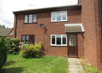 Thumbnail 2 bed town house to rent in Warren Avenue, Leicester