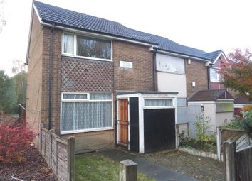 Thumbnail 2 bedroom end terrace house for sale in Levens Close, Leeds