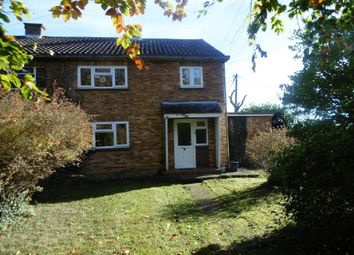 Thumbnail 3 bed semi-detached house to rent in Park Road, Rivenhall, Witham