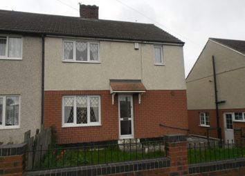 Thumbnail 3 bed semi-detached house to rent in Cemetery Road, Grimethorpe, Barnsley