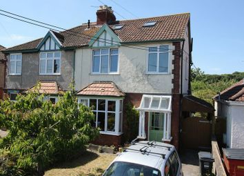 3 bed semi-detached house for sale in Pizey Avenue, Clevedon BS21