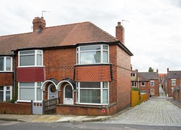 Thumbnail 2 bedroom terraced house for sale in South Bank Avenue, South Bank, York