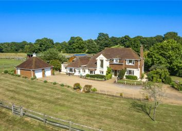 Thumbnail 5 bed equestrian property for sale in Knowle Lane, Cranleigh, Surrey