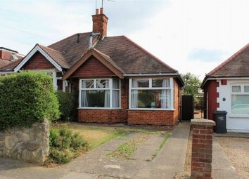 Thumbnail 2 bedroom semi-detached bungalow for sale in Lovat Drive, Duston, Northampton