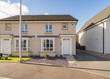 Thumbnail 3 bed semi-detached house for sale in 56 Todshaugh Gardens, Kirkliston