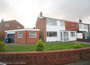 Thumbnail 4 bed property to rent in Fairholmes Way, Thornton Cleveleys