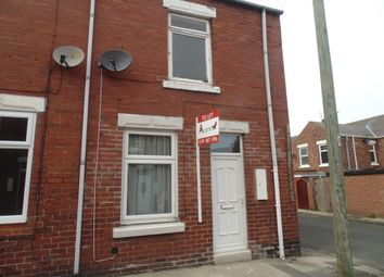 Thumbnail 2 bedroom terraced house to rent in Fourth Street, Blackhall Colliery, Hartlepool