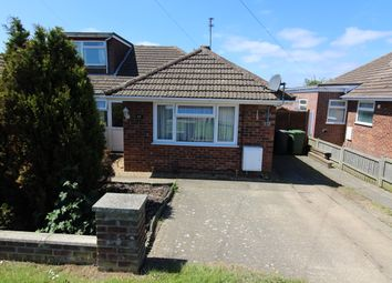Thumbnail 3 bed semi-detached bungalow for sale in Grange Road, Caister-On-Sea, Great Yarmouth