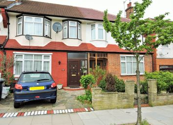 Thumbnail 3 bed terraced house for sale in Sylvan Avenue, Bowes Park