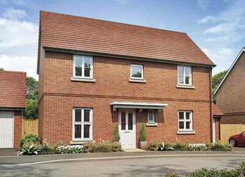 "Thumbnail 3 bed detached house for sale in ""The Fulham"" at Sandy Lane, Waltham Chase, Southampton"
