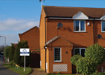 Thumbnail 2 bed semi-detached house for sale in Rosewood Close, South Normanton