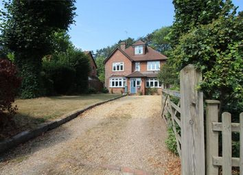 Thumbnail 4 bed detached house for sale in Winchester Road, Alton