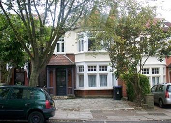 Thumbnail 3 bed flat to rent in Ulleswater Villas, Ulleswater Road, London