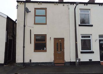 Thumbnail 2 bed terraced house for sale in Station Street, Hazel Grove, Stockport