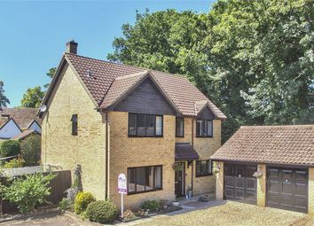 Thumbnail 4 bed detached house for sale in Manor Court, New Road, Offord Cluny, St Neots, Cambridgeshire
