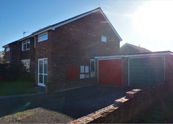 Thumbnail 1 bed flat for sale in Hencliffe Way, Hanham