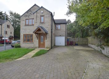 Thumbnail 4 bed detached house for sale in Foxglove Close, Burnley