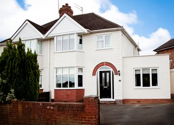 Thumbnail 3 bed semi-detached house for sale in Wentworth Road, Stourbridge