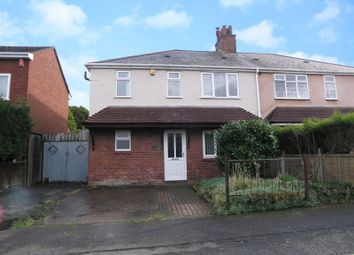 3 bed semi-detached house for sale in Hillcrest Avenue, Brierley Hill DY5