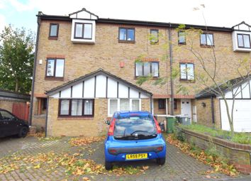 Thumbnail 4 bed town house for sale in Maryland Road, London