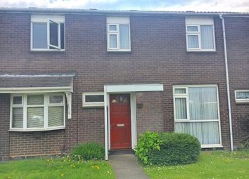 Thumbnail 3 bed terraced house to rent in High Street, Moxley, West Midlands