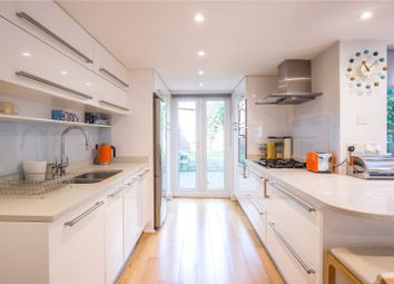 Thumbnail 4 bed terraced house for sale in Hamilton Road, East Finchley, London