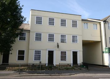 Thumbnail 1 bed flat to rent in West Court, London Road, Sawbridgeworth, Herts