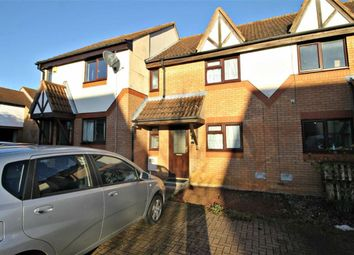 Thumbnail 3 bed terraced house to rent in Watchet Court, Furzton, Milton Keynes