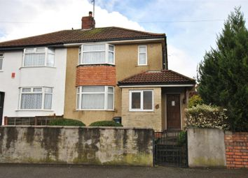 Thumbnail 3 bedroom semi-detached house for sale in Cadogan Road, Hengrove, Bristol