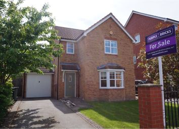 Thumbnail 3 bed detached house for sale in Newton Road, Bromsgrove