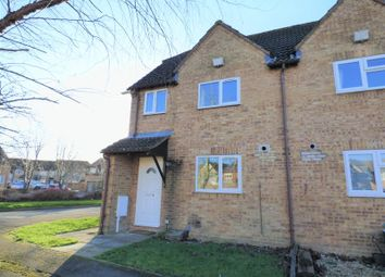Thumbnail 3 bed end terrace house for sale in Watermans Court, Quedgeley, Gloucester