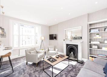 Thumbnail 2 bedroom flat for sale in Lexham Gardens, Kensington