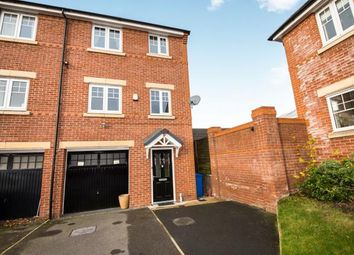 Thumbnail 4 bedroom end terrace house for sale in Wrigley Avenue, Pendlebury, Swinton, Manchester