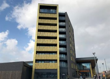 Thumbnail 1 bed flat for sale in Hippersley Point, 4 Tilston Bright Square, Abbey Wood, London