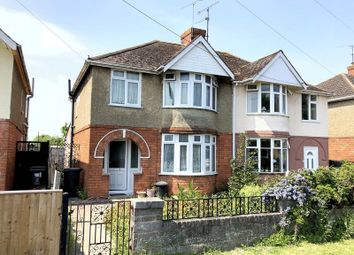 Thumbnail 3 bed semi-detached house for sale in Church Walk North, Swindon