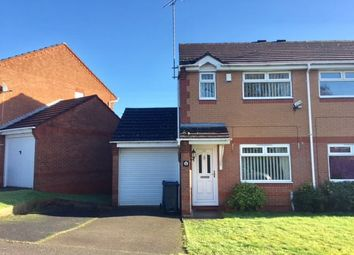Thumbnail 2 bed semi-detached house to rent in Wareham Road, Rubery, Rednal, Birmingham