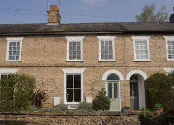 Thumbnail 3 bed terraced house for sale in Hospital Road, Bury St. Edmunds